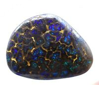 Australian Opal Koroit Solid Natural Polished Gemstone loose opal Lapidary 10392