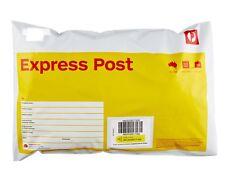 10 x 500g Express prepaid satchel Yellow Australia post 52053