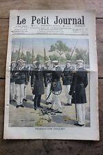 Petit journal dibujada Nº918 1908 DegradacióN de Ullmo Ciclistas osos Bis