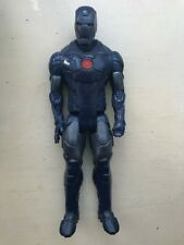 "12"" HASBRO MARVEL IRON MAN STEALTH STRIKE BLUE TITAN HERO SERIES ACTION FIGURE"