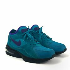 Nike Air Max 93 Size Exclusive 2013 Teal And Purple Grape UK9