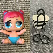 LOL Surprise Series 2 Lil Teacher's Pet Baby Doll TOYS With bag & Glasses Rare