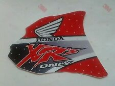 """Graphics Tank   Decal  for  Honda XR 250( XR """" ONLY style )"""