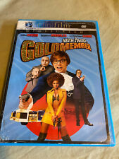Austin Powers in Goldmember Dvd Widescreen Mike Myers Michael Caine Comedy Movie