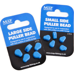 MAP Side Pulla Beads  ALL SIZES
