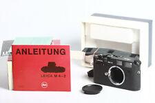 Leica M4-2 Black Gehäuse im Top Zustand