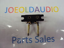 "Technics RS-858US Quad 8 Track Recorder 1/8"" Level Input Jack. Parting Out 858"