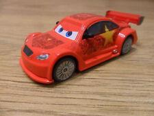 CARS disney pixar LONG GE MATTEL SCALA 1:55 SFUSO NUOVO