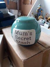 Mum's Secret Stash Money Box...