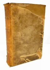 THE WORKS OF COWPER AND THOMSON - LETTERS, POEMS & MEMOIR 1834 LEATHERBOUND