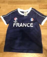 T-shirt maillot officiel enfant Euro 2016 France TBE