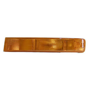 Driver Side Parking Lamp Lens and Hsng incl Marker, Parking and Signal Combo V