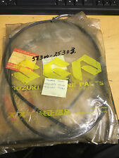Suzuki 73-77 TC100 TS100 Throttle Cable Assembly NOS Genuine JP P/N 58300-25302