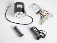 800 Watt 36 Volt electric motor kit w base speed control w Reverse & Throttle