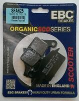 Honda AFS110 Wave (2012 to 2016) EBC Organic FRONT Disc Brake Pads - SFA625