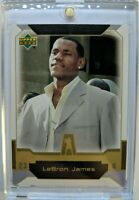2004 04 Upper Deck Naxcom LeBron James RC Rookie #NNO, Cavs