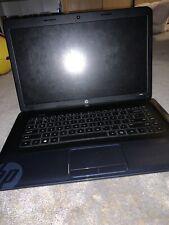 "HP 2000-2b19WM 15.6"" Laptop (Blue) w/ DVD/CD Combo Drive, Windows 8"