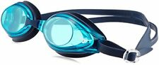 Mizuno Swimming Goggles Water Blue FINA Made In Japan N3JE601019