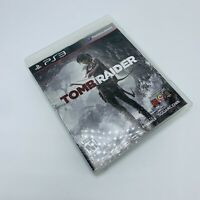 Tomb Raider (Sony PlayStation 3, 2013) Complete & Tested