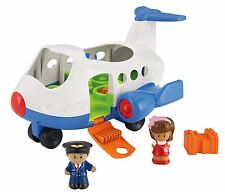 New Fisher Price Little People Lil Movers Airplane