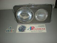 1ES003075041 FARO PROIETTORE (HEAD LAMPS) DX H4 MERCEDES W123 1° SERIE HELLA