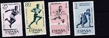 SPAIN  1962   ATHLETIC  GAMES SET  MNH