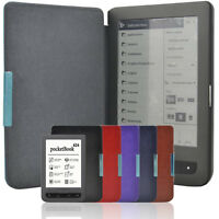 Folio Leather Case Stand Cover Shell For Pocketbook 613/624/626/640 Tablet Case