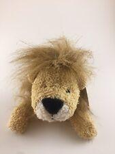 "Russ Home Buddies ZULU LION Terry Cloth King Of The Jungle Plush Stuffed  7"""