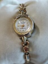 Vintage Hiltex 17 Jewels Gold Ladies Watch Antimagnetic 6369 Wind up