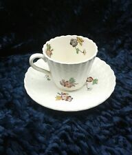 "Vintage Copland Spode ""Wicker Lane"" Cup and Saucer Mini"