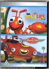 A Car's Life / An Ant's Life (DVD, 2009) Cars