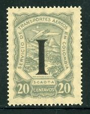 Colombia MNH Specialized SCADTA Consular: Scott #CLI26 20c ITALY $$$