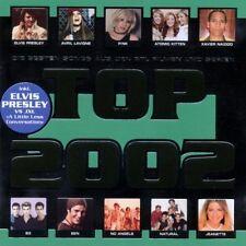 Top 2002-Die besten Songs aus den RTL Filmen und Serien Elvis vs JXL, A.. [2 CD]