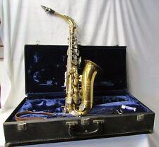 Vintage King Cleveland  613 ~  Student Saxophone ~ Serial # 682159 ~ 1975 -1980