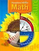 Houghton Mifflin Math Grade 5 by HOUGHTON MIFFLIN