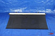 2003 MERCEDES-BENZ CLK430 W208 #1 REAR WIND SCREEN DEFLECTOR ROLLER SHADE OEM
