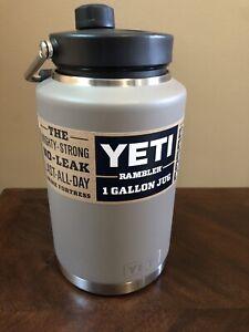 New YETI Rambler 1 Gallon Steel Jug