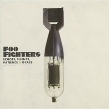 Foo Fighters Echoes Silence Patience Grace UK CD RCA 2007 Rock Dave Grohl