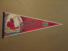 MLB St.Louis Cardinals Vintage BUSCH STADIUM 30TH 1966 1996 Baseball Pennant