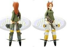 Konami strike witches 1( Mecha Musume ) minna Bf109-G2 girl figure