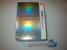 NEW  Theatrhythm  Final Fantasy  Curtain Call  Collector's Edition  Nintendo 3DS