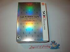 NEW  Theatrhythm  Final Fantasy  Curtain Call  Collector's Edition  Nintendo 3DS