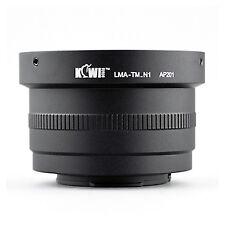 Adaptateur Bague Objectif Monture T Télescope vers Boitier Nikon 1 J1 V1