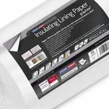 Mav Erfurt doublure isolante papier graphite plus 10mtr x 50cm