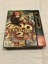 Zoo Tycoon 2 Pc Game 2004