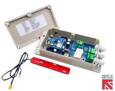 GSM Gate Opener 12v - no power supply required - UK Manufacturer