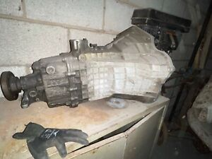 ford transit mk5 5 speed gearbox
