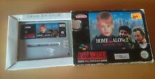 Solo en casa 2 home alone 2 super nintendo juego y caja (PAL) SNES