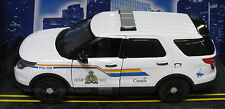 Motormax 1/24 RCMP Royal Canadian Mounted Police Ford PI Utility SUV 76961