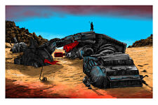 STAR Wars Forza si sveglia io non sono un giorno stampa dal mondo artista TIM Doyle S/N/350